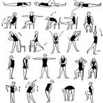 Упражнения при астме.