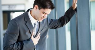 Неожиданный приступ астмы