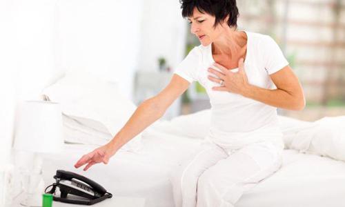 Приступ пневмоторакса