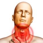 Ком в горле - симптом орнитоза