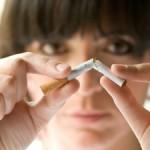 Отказ от курения при бронхите